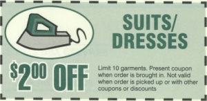 image relating to Printable Dry Cleaning Coupons titled Surprised Dry Cleansing - Coupon codes